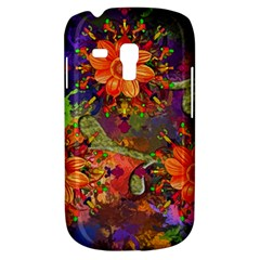 Abstract Flowers Floral Decorative Galaxy S3 Mini
