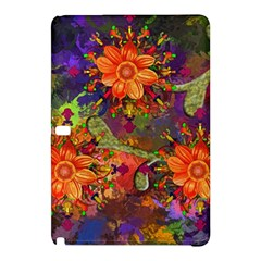 Abstract Flowers Floral Decorative Samsung Galaxy Tab Pro 12 2 Hardshell Case