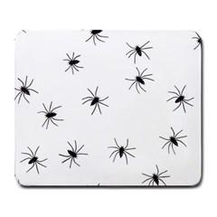 Animals Arachnophobia Seamless Large Mousepads