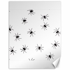 Animals Arachnophobia Seamless Canvas 12  X 16