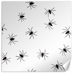 Animals Arachnophobia Seamless Canvas 16  X 16