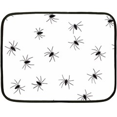 Animals Arachnophobia Seamless Double Sided Fleece Blanket (mini)