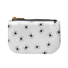 Animals Arachnophobia Seamless Mini Coin Purses