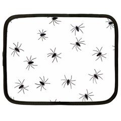 Animals Arachnophobia Seamless Netbook Case (xl)