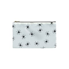 Animals Arachnophobia Seamless Cosmetic Bag (small)