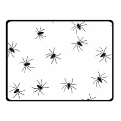 Animals Arachnophobia Seamless Fleece Blanket (small)