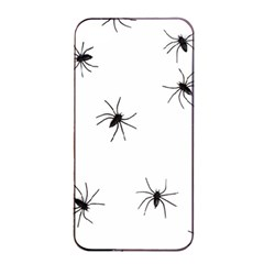 Animals Arachnophobia Seamless Apple iPhone 4/4s Seamless Case (Black)