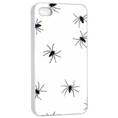 Animals Arachnophobia Seamless Apple Iphone 4/4s Seamless Case (white)