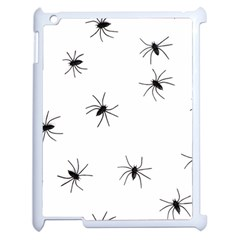 Animals Arachnophobia Seamless Apple Ipad 2 Case (white)