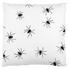 Animals Arachnophobia Seamless Large Cushion Case (Two Sides)