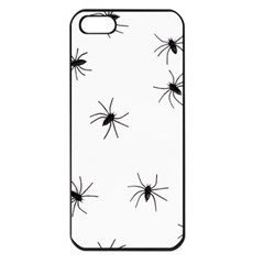 Animals Arachnophobia Seamless Apple Iphone 5 Seamless Case (black)