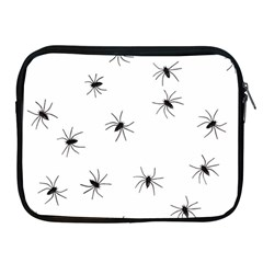 Animals Arachnophobia Seamless Apple Ipad 2/3/4 Zipper Cases