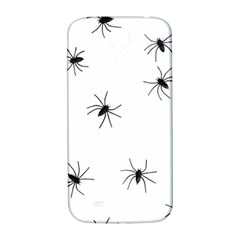 Animals Arachnophobia Seamless Samsung Galaxy S4 I9500/i9505  Hardshell Back Case