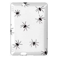 Animals Arachnophobia Seamless Kindle Fire HDX Hardshell Case