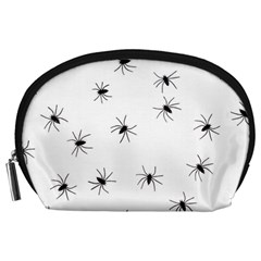 Animals Arachnophobia Seamless Accessory Pouches (large)