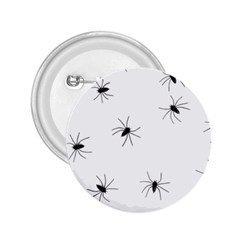 Animals Arachnophobia Seamless 2 25  Buttons