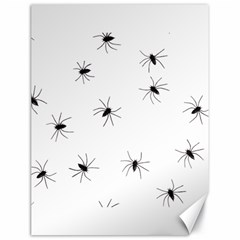 Animals Arachnophobia Seamless Canvas 18  X 24