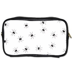 Animals Arachnophobia Seamless Toiletries Bags 2 Side