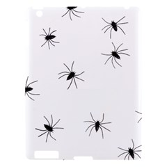 Animals Arachnophobia Seamless Apple iPad 3/4 Hardshell Case