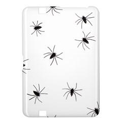 Animals Arachnophobia Seamless Kindle Fire Hd 8 9