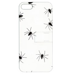 Animals Arachnophobia Seamless Apple Iphone 5 Hardshell Case With Stand