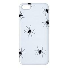Animals Arachnophobia Seamless Apple Iphone 5 Premium Hardshell Case