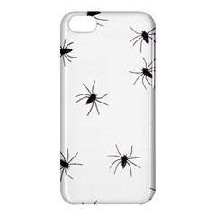 Animals Arachnophobia Seamless Apple Iphone 5c Hardshell Case