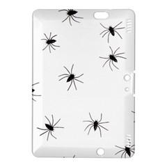 Animals Arachnophobia Seamless Kindle Fire Hdx 8 9  Hardshell Case