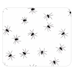 Animals Arachnophobia Seamless Double Sided Flano Blanket (small)