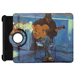Man And His Guitar Kindle Fire Hd 7