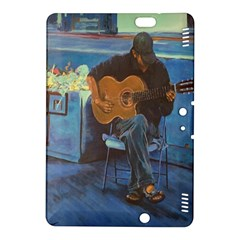 Man and His Guitar Kindle Fire HDX 8.9  Hardshell Case