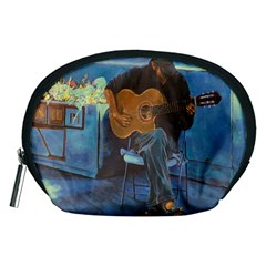 Man and His Guitar Accessory Pouches (Medium)