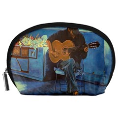 Man and His Guitar Accessory Pouches (Large)