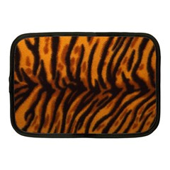 Animal Background Cat Cheetah Coat Netbook Case (medium)