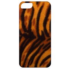Animal Background Cat Cheetah Coat Apple Iphone 5 Classic Hardshell Case