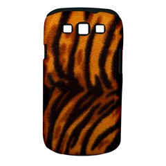Animal Background Cat Cheetah Coat Samsung Galaxy S Iii Classic Hardshell Case (pc+silicone)