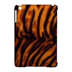 Animal Background Cat Cheetah Coat Apple Ipad Mini Hardshell Case (compatible With Smart Cover)