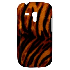 Animal Background Cat Cheetah Coat Galaxy S3 Mini