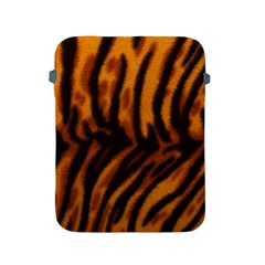 Animal Background Cat Cheetah Coat Apple Ipad 2/3/4 Protective Soft Cases