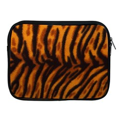 Animal Background Cat Cheetah Coat Apple Ipad 2/3/4 Zipper Cases