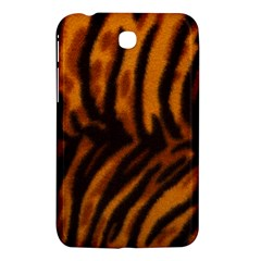 Animal Background Cat Cheetah Coat Samsung Galaxy Tab 3 (7 ) P3200 Hardshell Case