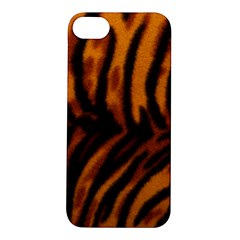 Animal Background Cat Cheetah Coat Apple Iphone 5s/ Se Hardshell Case