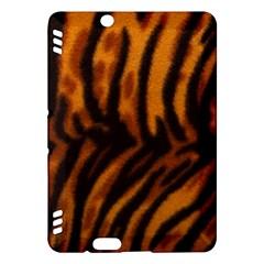 Animal Background Cat Cheetah Coat Kindle Fire Hdx Hardshell Case