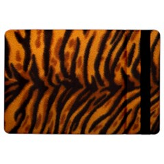 Animal Background Cat Cheetah Coat iPad Air 2 Flip