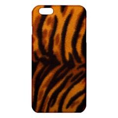 Animal Background Cat Cheetah Coat Iphone 6 Plus/6s Plus Tpu Case