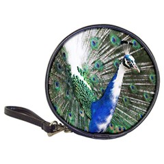 Animal Photography Peacock Bird Classic 20-CD Wallets