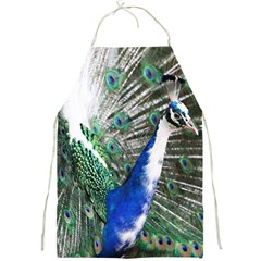 Animal Photography Peacock Bird Full Print Aprons