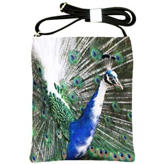 Animal Photography Peacock Bird Shoulder Sling Bags