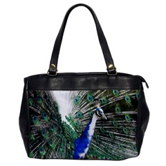 Animal Photography Peacock Bird Office Handbags