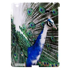 Animal Photography Peacock Bird Apple Ipad 3/4 Hardshell Case (compatible With Smart Cover)
